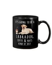 Labrador Coffee and Naps Mug thumbnail
