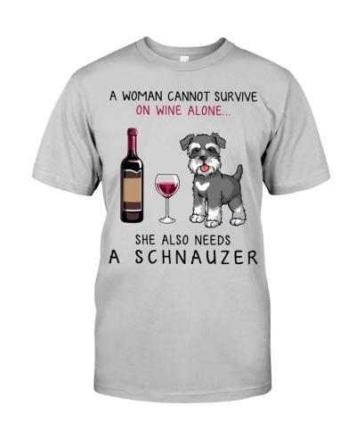 Wine and Schnauzer 2