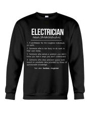 Electrician Crewneck Sweatshirt thumbnail