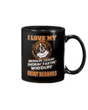 My Saint Bernard Mug thumbnail