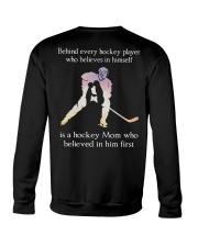 Hockey Mom - 2 Sides Crewneck Sweatshirt back
