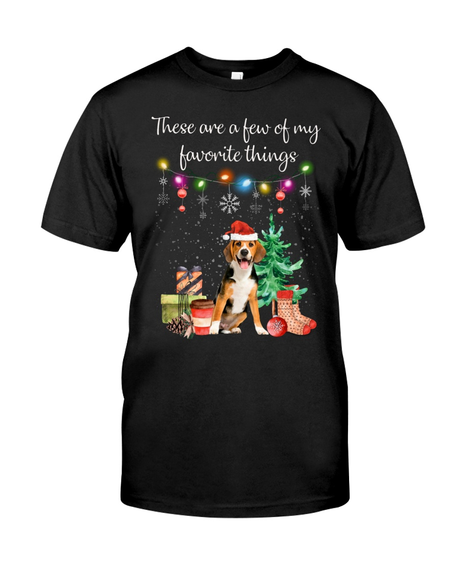 A Few of My Favorite Things - Beagle Classic T-Shirt