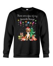 A Few of My Favorite Things - Beagle Crewneck Sweatshirt thumbnail