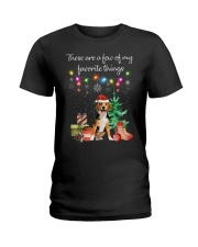 A Few of My Favorite Things - Beagle Ladies T-Shirt thumbnail