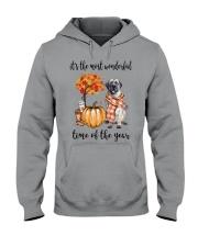 The Most Wonderful Time - English Mastiff Hooded Sweatshirt thumbnail