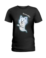 Border Collie - Boooork Ladies T-Shirt thumbnail
