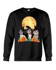 Howloween Shih Tzu Crewneck Sweatshirt thumbnail