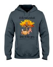 The Most Wonderful Time - Christian Cross 2 Hooded Sweatshirt thumbnail