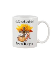 The Most Wonderful Time - Christian Cross 2 Mug thumbnail