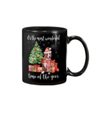 The Most Wonderful Xmas - Pit Bull Mug thumbnail