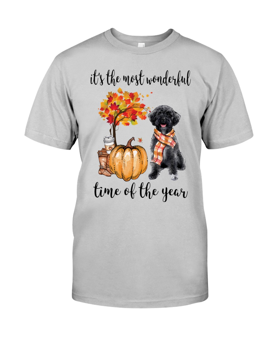 The Most Wonderful Time - Schnoodle Classic T-Shirt