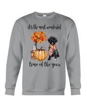 The Most Wonderful Time - Schnoodle Crewneck Sweatshirt thumbnail
