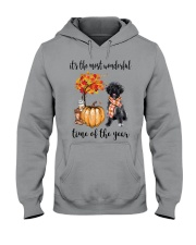The Most Wonderful Time - Schnoodle Hooded Sweatshirt thumbnail