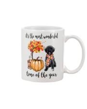 The Most Wonderful Time - Schnoodle Mug thumbnail