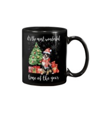 The Most Wonderful Xmas - Bernese Mountain Mug thumbnail