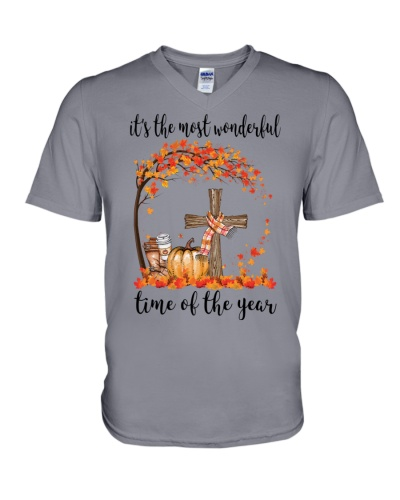 The Most Wonderful Time - Christian Cross 3