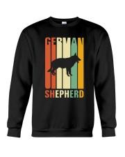 German Shepherd Colors Crewneck Sweatshirt thumbnail