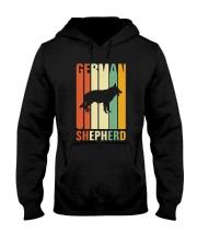 German Shepherd Colors Hooded Sweatshirt thumbnail