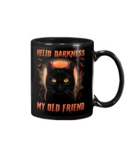 Hello Darkness My Old Friend Mug tile