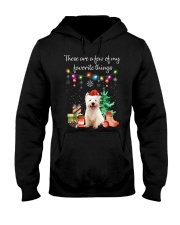 A Few of My Favorite Things - Westie Hooded Sweatshirt thumbnail
