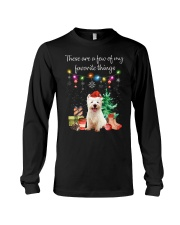 A Few of My Favorite Things - Westie Long Sleeve Tee thumbnail