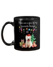 A Few of My Favorite Things - Westie Mug back