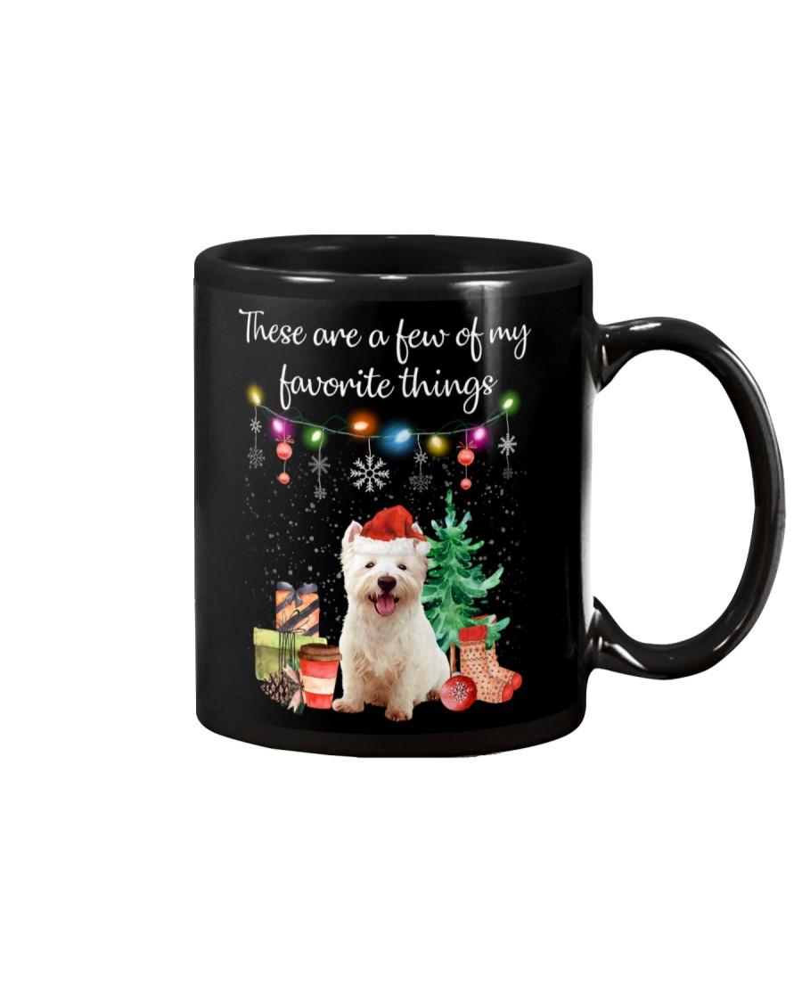 A Few of My Favorite Things - Westie Mug