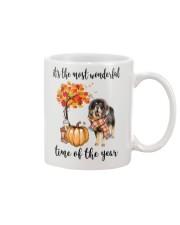 The Most Wonderful Time - Tibetan Mastiff Mug thumbnail
