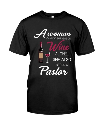 Wine and A Pastor