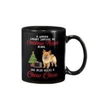 Christmas Movies and Chow Chow Mug thumbnail