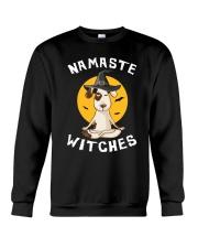 Namaste Witches Crewneck Sweatshirt thumbnail