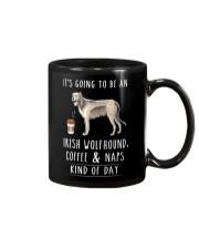 Irish Wolfhound Coffee and Naps Mug thumbnail