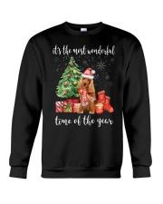 The Most Wonderful Xmas - Cocker Spaniel Crewneck Sweatshirt thumbnail