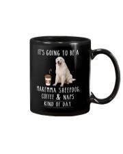 Maremma Sheepdog Coffee and Naps Mug thumbnail