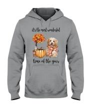 The Most Wonderful Time - Havanese Hooded Sweatshirt thumbnail