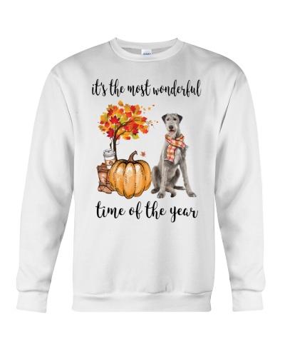 The Most Wonderful Time - Irish Wolfhound