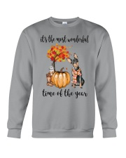 The Most Wonderful Time - Miniature Pinscher Crewneck Sweatshirt thumbnail
