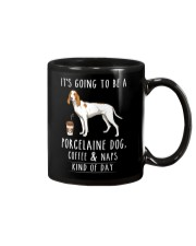 Porcelaine Coffee and Naps Mug tile