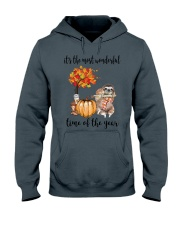 The Most Wonderful Time - Sloth  Hooded Sweatshirt tile