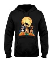 Howloween Staffordshire Bull Terrier Hooded Sweatshirt thumbnail