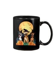 Howloween Staffordshire Bull Terrier Mug thumbnail