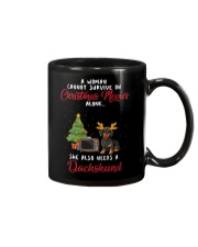 Christmas Movies and Dachshund Mug thumbnail