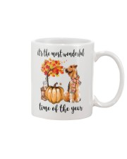 The Most Wonderful Time - Airedale Terrier Mug thumbnail