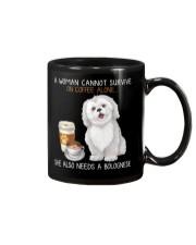 Coffee and Bolognese Dog Mug thumbnail