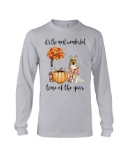 The Most Wonderful Time - Sheltie Long Sleeve Tee thumbnail
