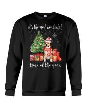 The Most Wonderful Xmas - Amstaff Crewneck Sweatshirt thumbnail
