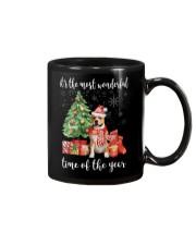 The Most Wonderful Xmas - Amstaff Mug thumbnail