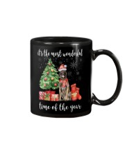 The Most Wonderful Xmas - Belgian Malinois Mug thumbnail