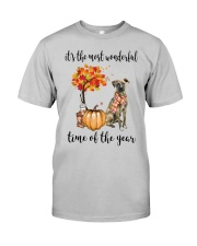 The Most Wonderful Time - Plott Hound Classic T-Shirt front