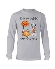 The Most Wonderful Time - Dalmatian Long Sleeve Tee thumbnail